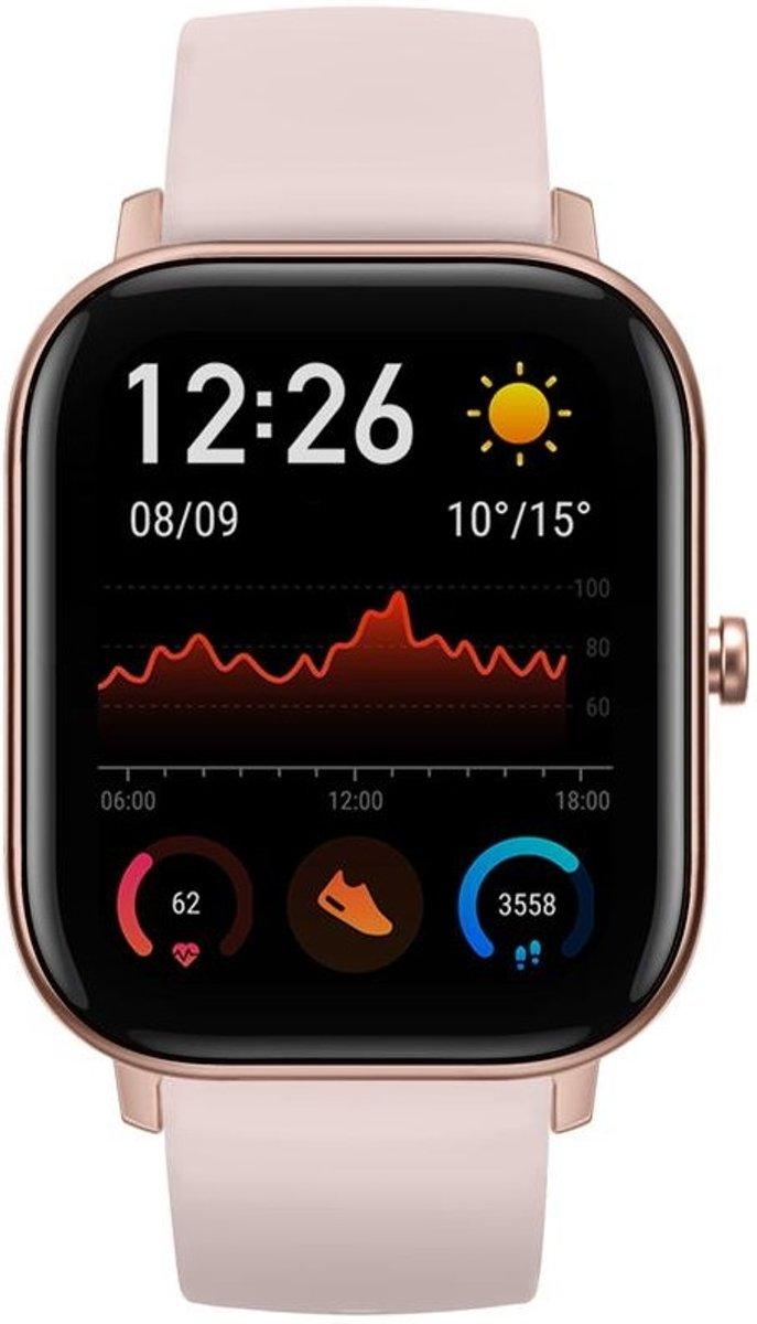 Amazfit GTS GPS-Smartwatch pink kopen