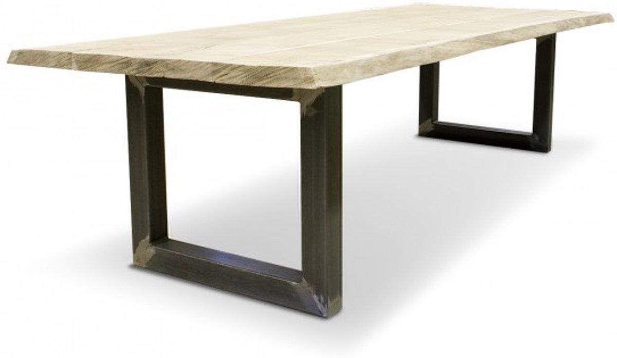 Tafel Onderstel Metaal : Bol.com industrial tafel onderstel recht