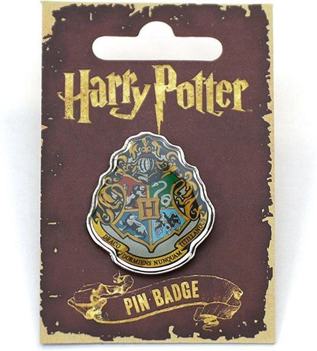 Harry Potter Quidditch Captain Badge Pin Speld