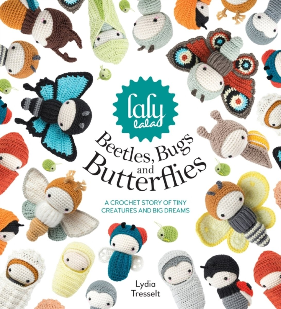 | lalylala's Beetles, Bugs and Butterflies, Lydia