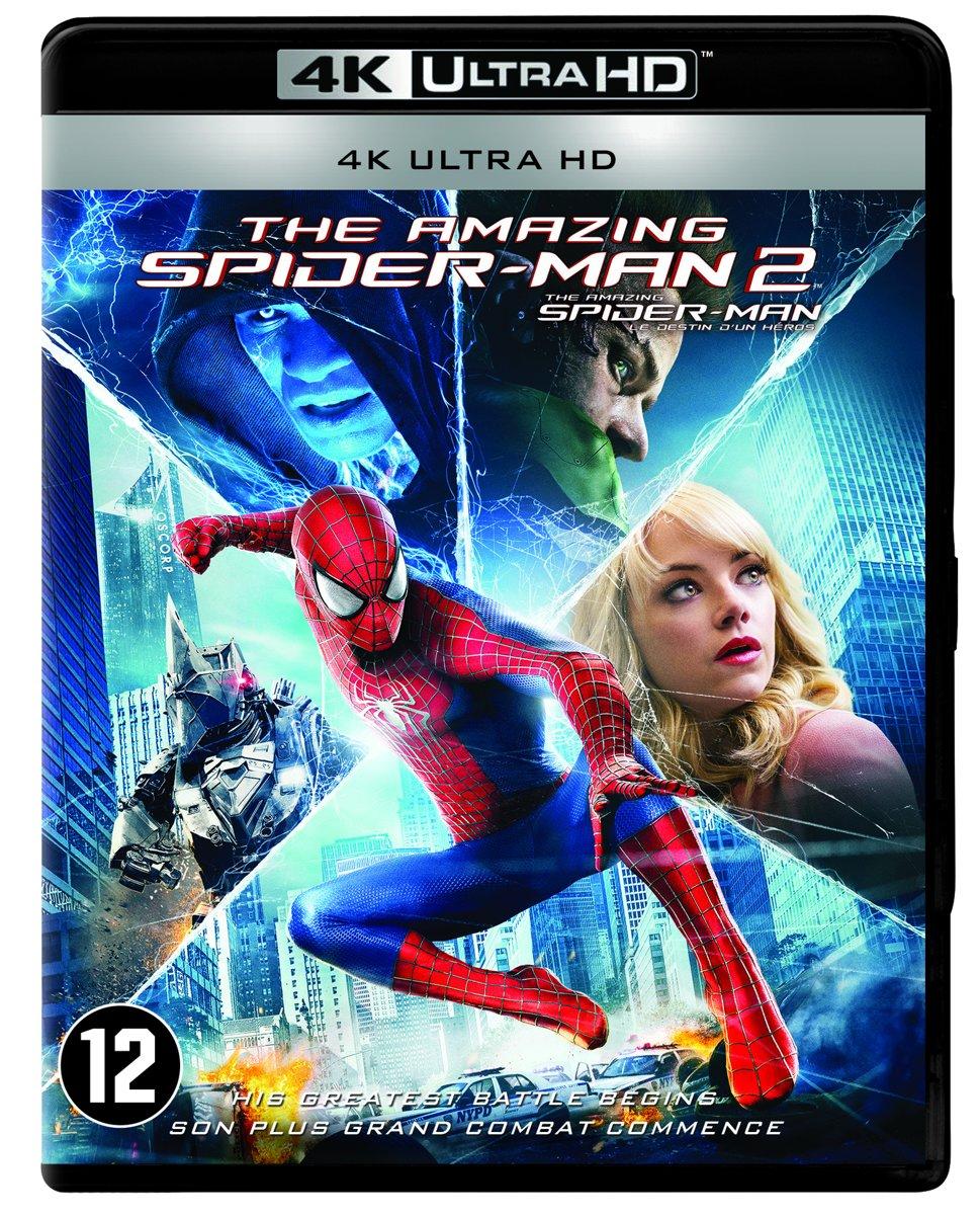 The Amazing Spider-Man 2 (4K Ultra HD Blu-ray)-