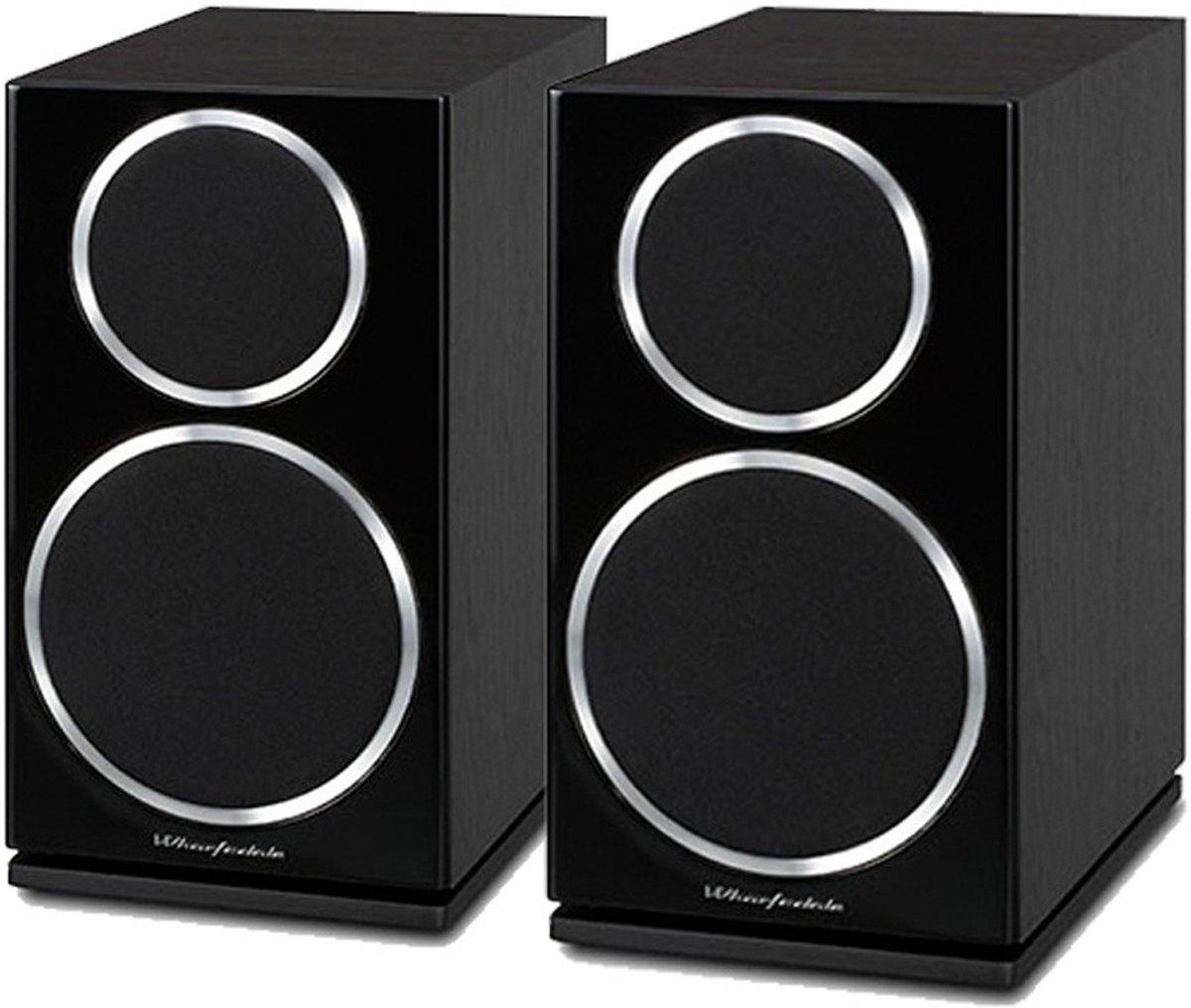 Wharfedale Diamond 210 - Boekenplank speakerset - Zwart kopen