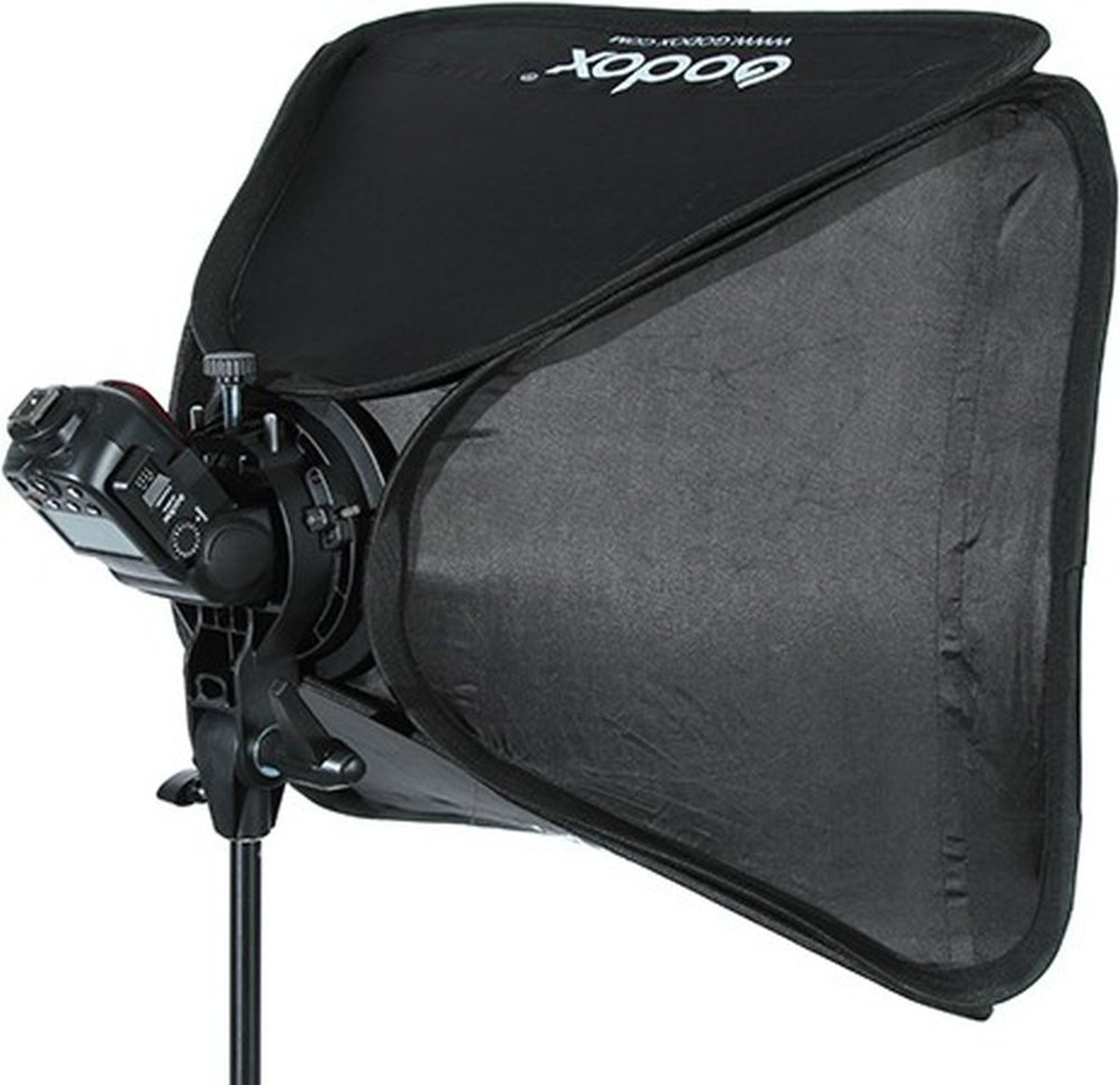 Godox Speedlite Bracket Bowens + Softbox 60x60 kopen