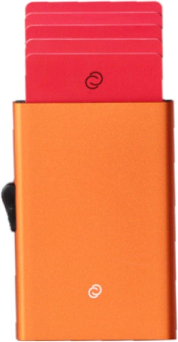 4e8f2ac5823 Anti-skim Pasjeshouder Aluminium / Pasjesbeschermer – Anti Skim  cardprotector / Uitschuifbare pasjes houder ...