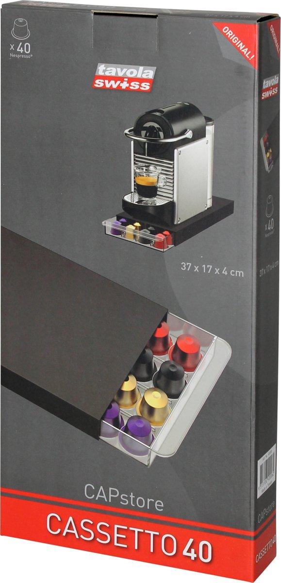 Tavo Capsule Houder - Espresso cups - 40 stuks kopen