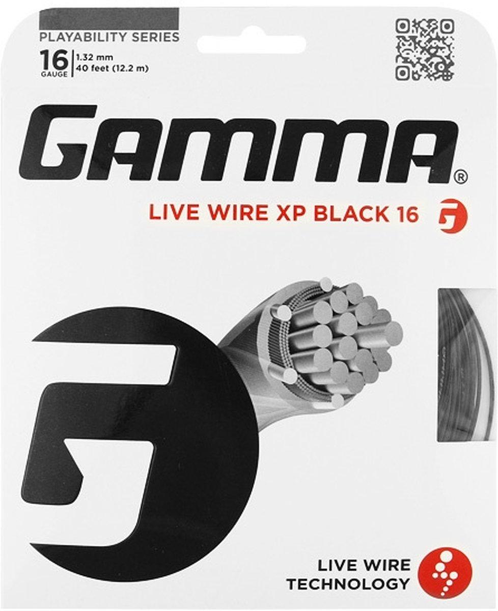 Gamma Live Wire XP 17 Black kopen