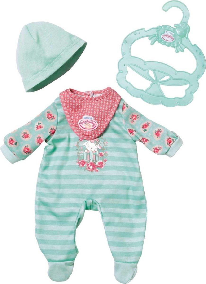 Baby Annabell Kledingset Blauw 3-delig