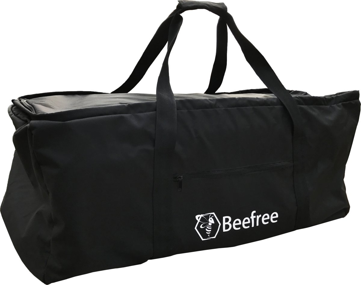 Beefree flightbag/regenhoes voor backpacks 55-90L | Reistas | Weekendtas | zwart kopen