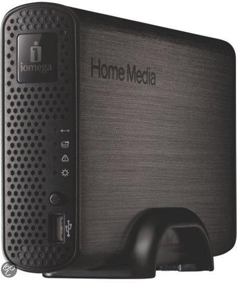 Iomega HD Home Media Network Cloud Edition - 1TB kopen