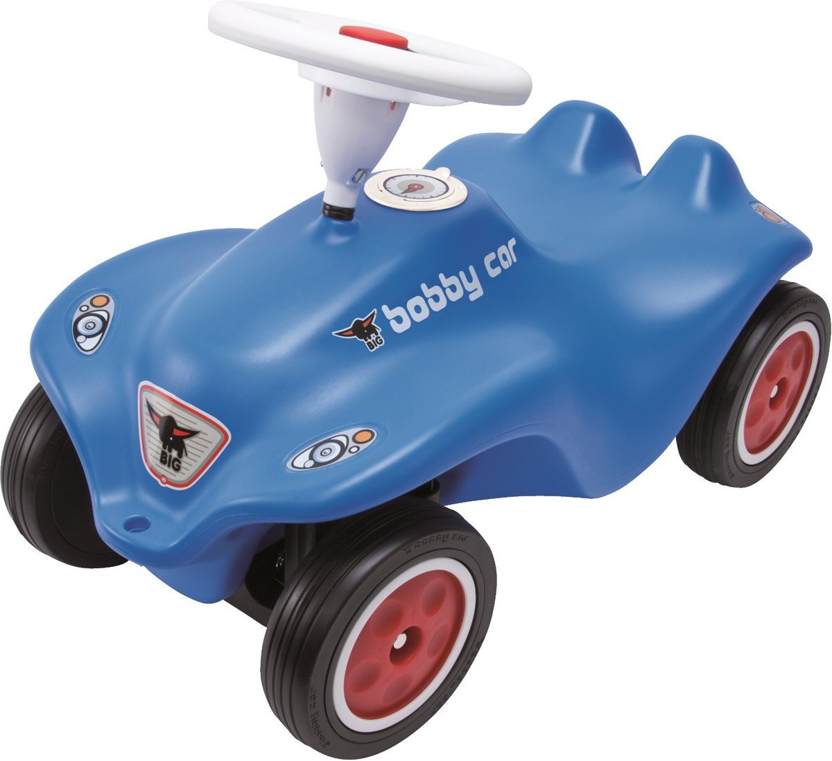 BIG Bobby Car Next Generation - Loopauto - Blauw
