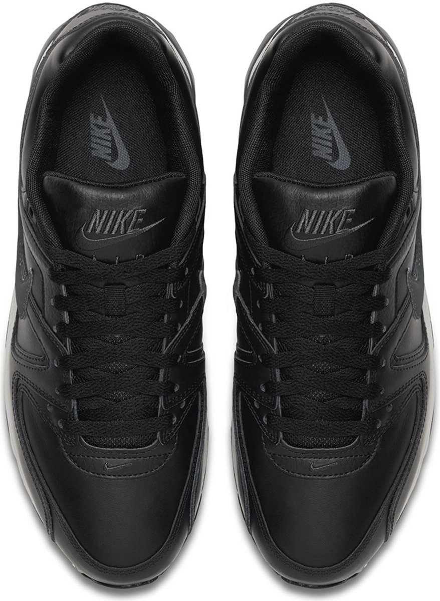 Nike Cuir Commande Air Max Noir   Anthracite 749760001 Taille 47