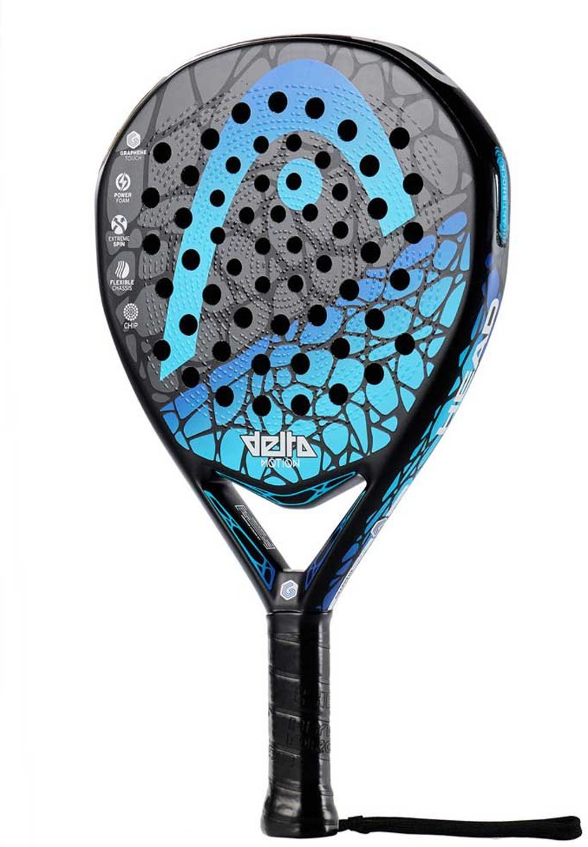 HEAD Graphene Touch Delta Motion Padel Racket 2019