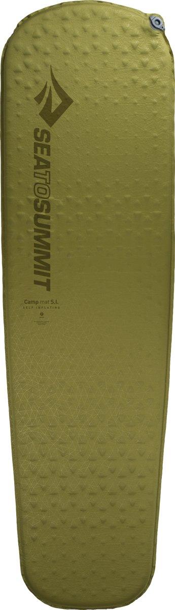 Sea to Summit Camp S.I. Regular Zelf opbaasbare slaapmat - 3.8cm - 780g - Groen kopen