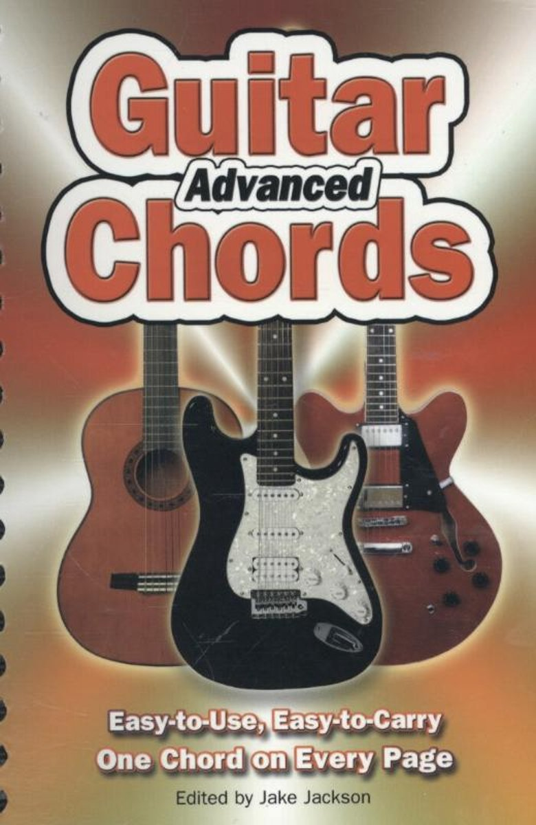 Bol Advanced Guitar Chords Jake Jackson 9781847869494 Boeken
