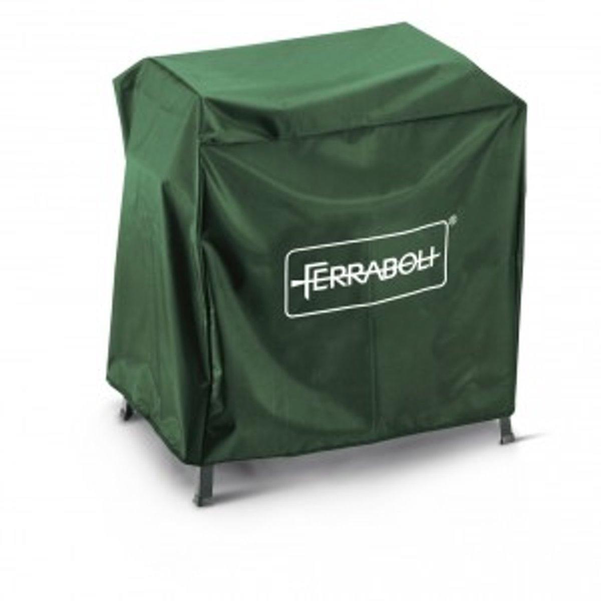 Cover voor Barbecue Ferraboli middel - zwart kopen