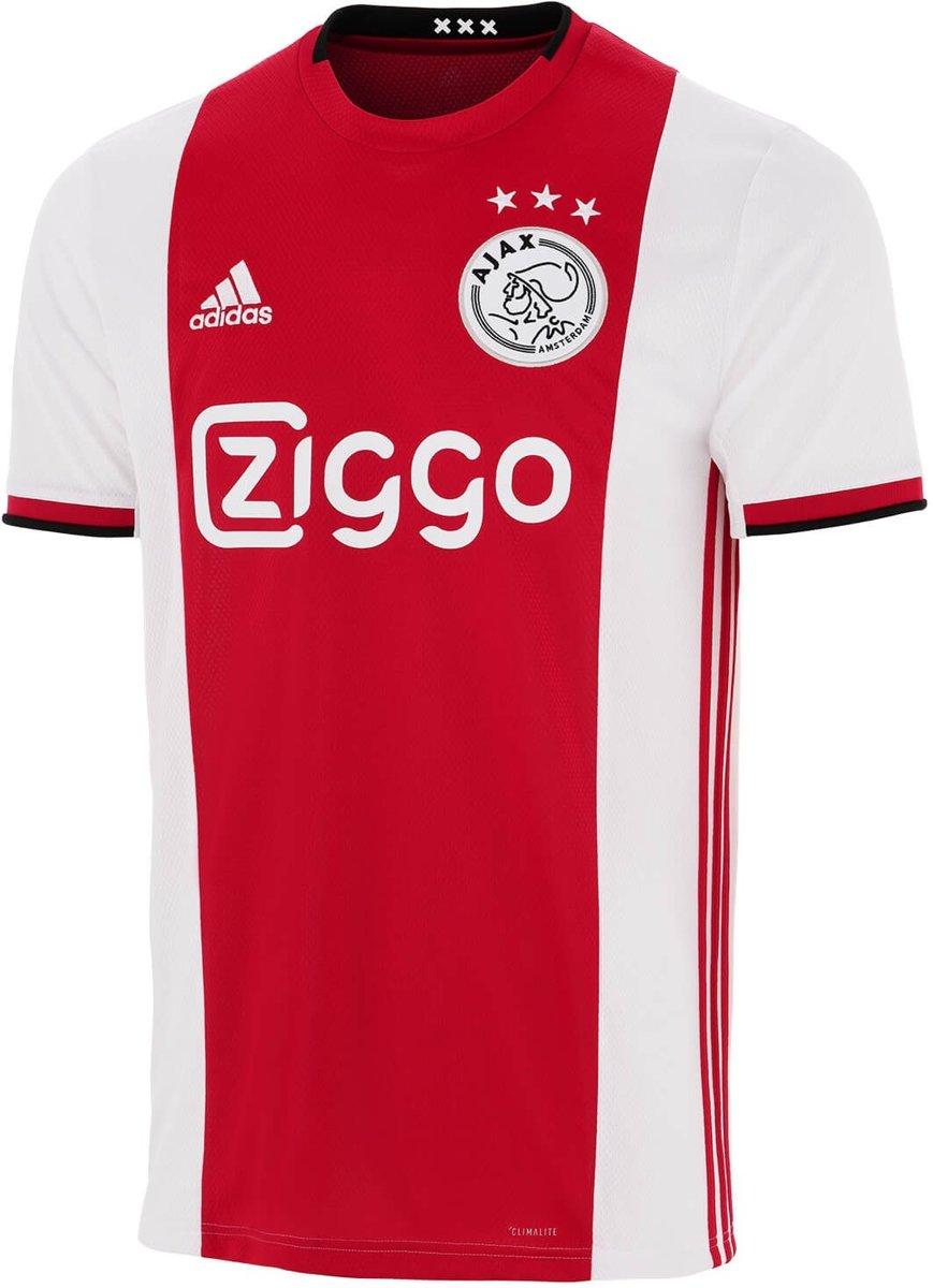 adidas Ajax Thuisshirt 2019 2020 Junior Maat 164