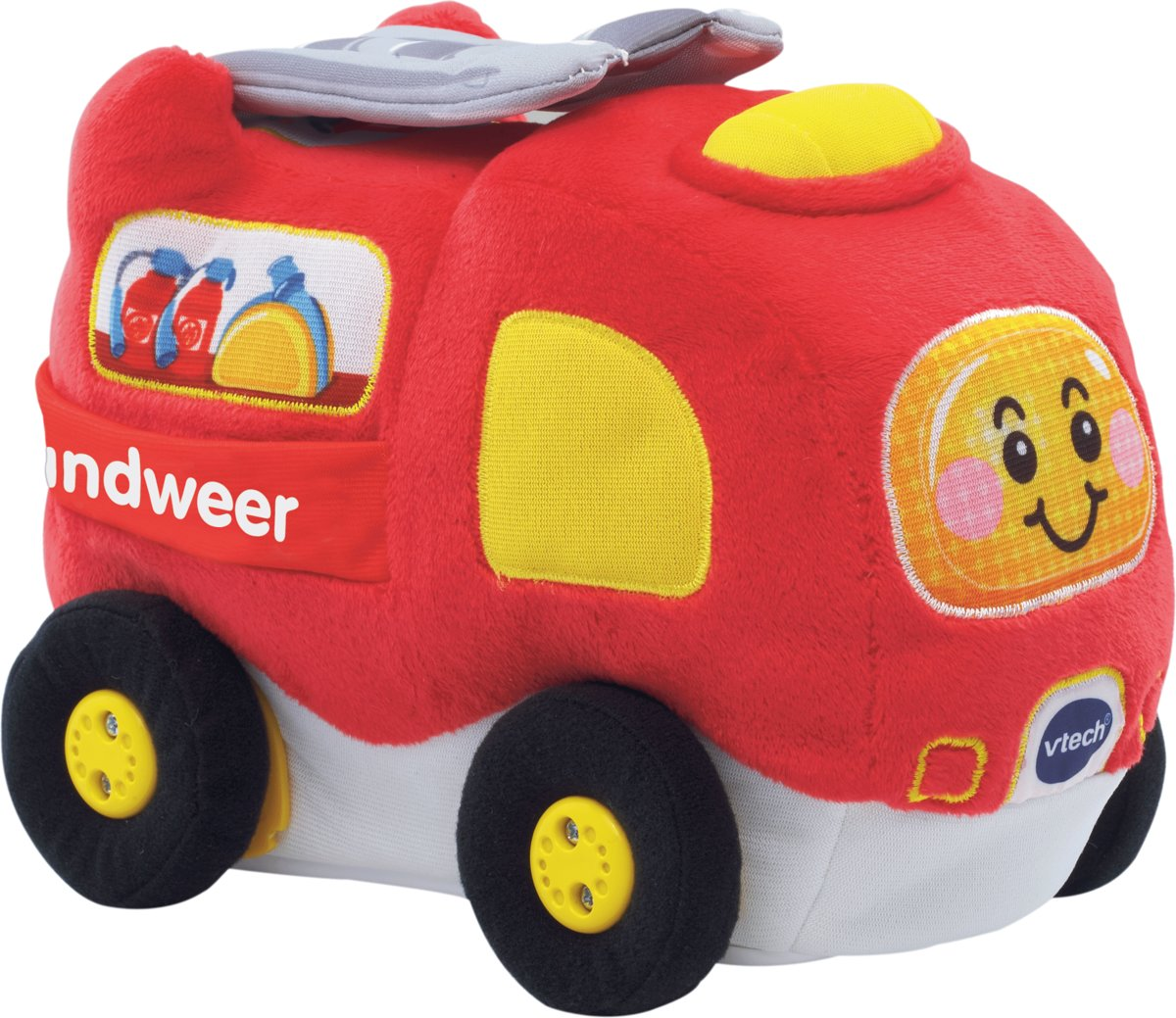 VTech Baby Knuffel & Leer Brandweer - Activity-center