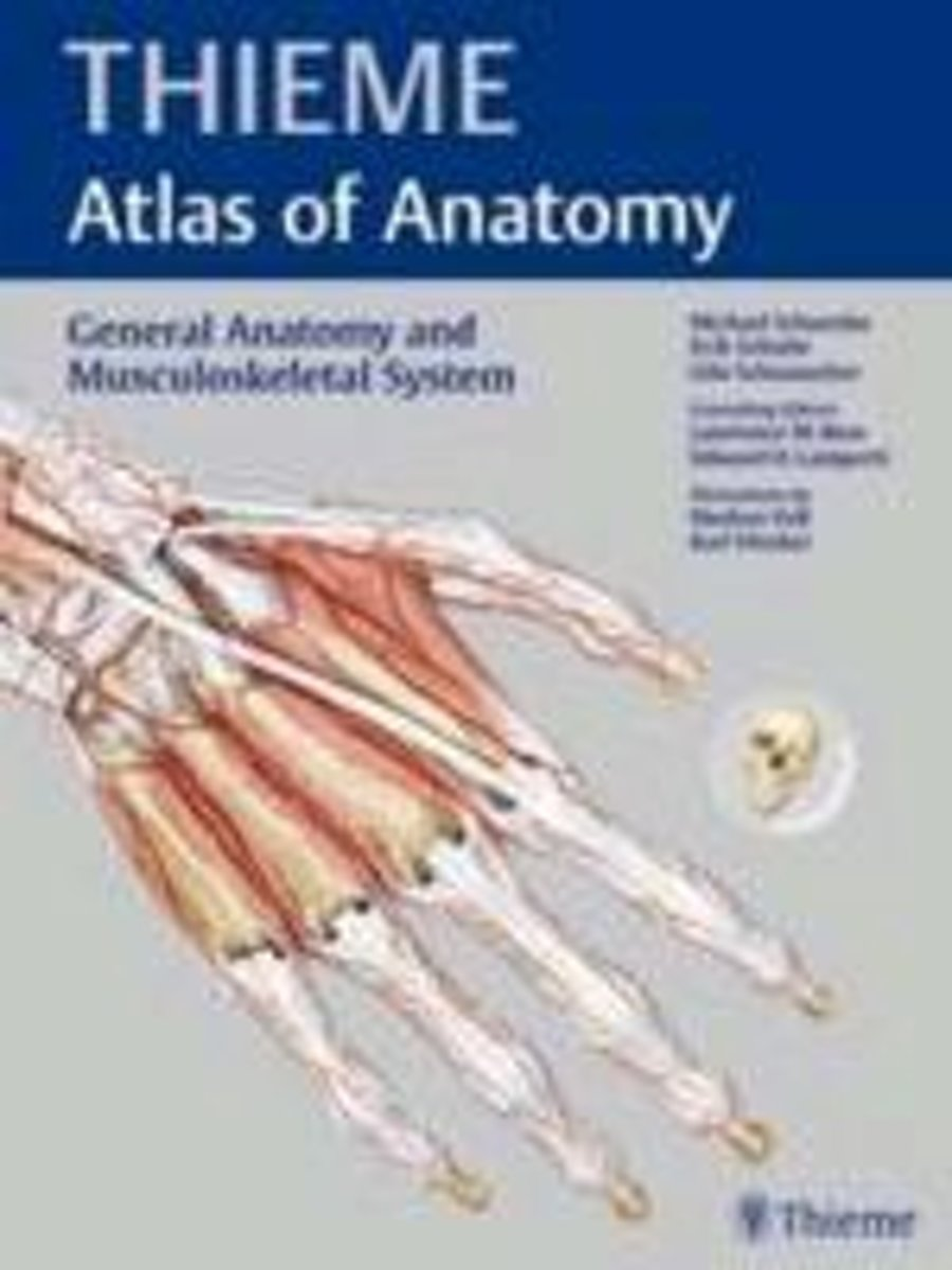 bol.com   General Anatomy and Musculoskeletal System   9781604062861 ...