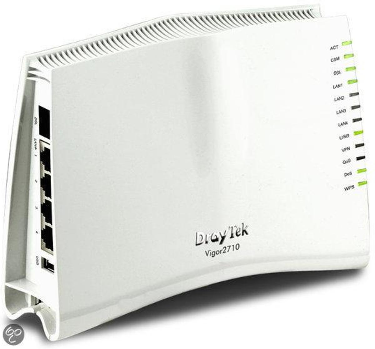 DrayTek Vigor 2710 Annex A - Modem Router kopen