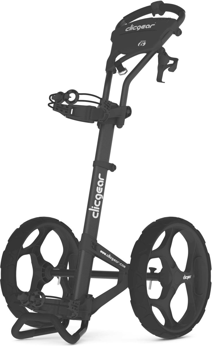 Clicgear CG4306001 Golftrolley-Unisex-Charcoal kopen