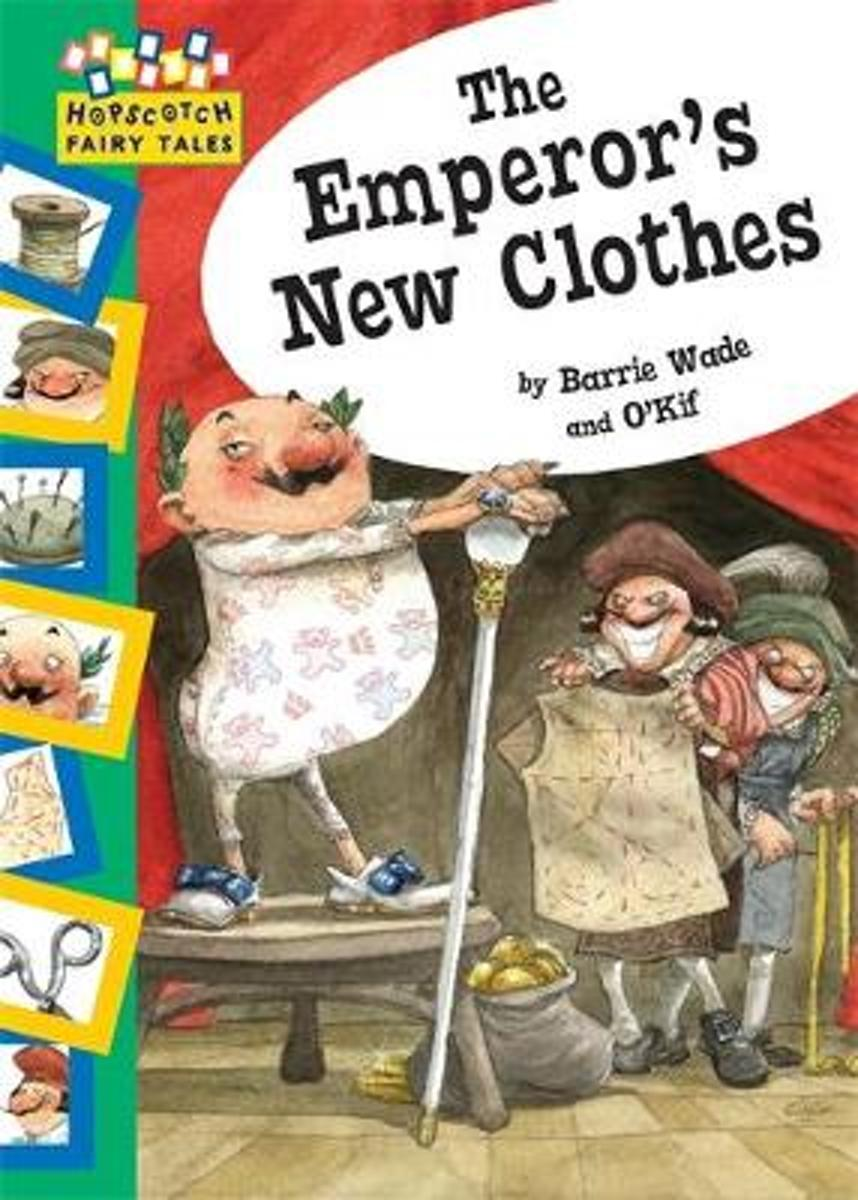 Afbeelding van product The Emperor's New Clothes  - Barrie Wade