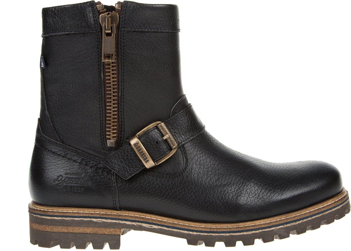 Gaastra Connor High TMB M zwart schoenen heren (1942 303801)