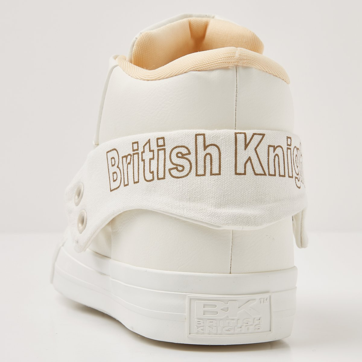 96d9dc3f8fb bol.com | British Knights ROCO-SNT DAMES SNEAKERS HOOG, WHITE, 38,  SYNTHETISCH