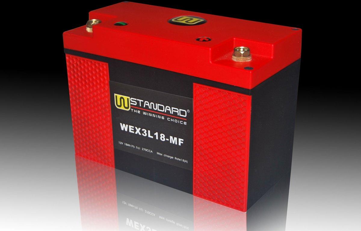 E-Lithium motor accu 18A Links kopen
