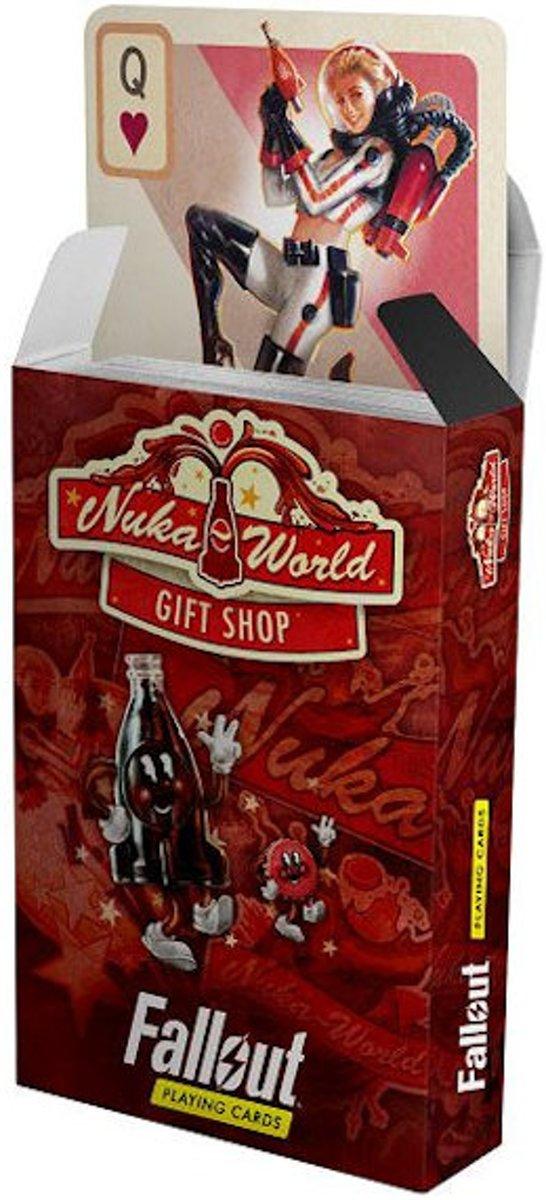 Fallout Speelkaarten Nuka World Gift Shop