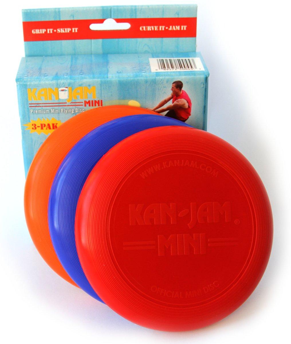 Kan Jam MINI Disc 3 Pack
