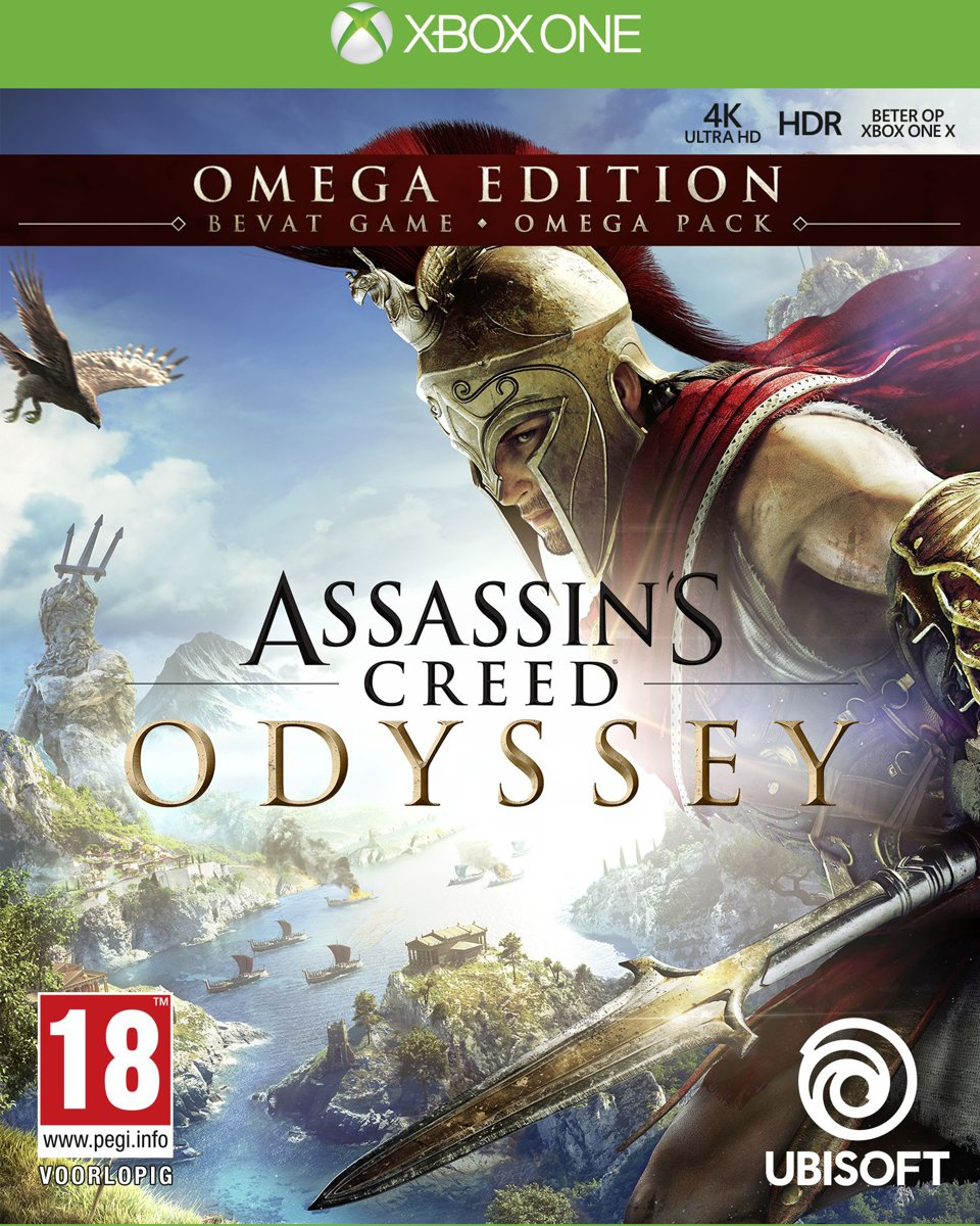 Assassin's Creed: Odyssey - Omega Edition Xbox One