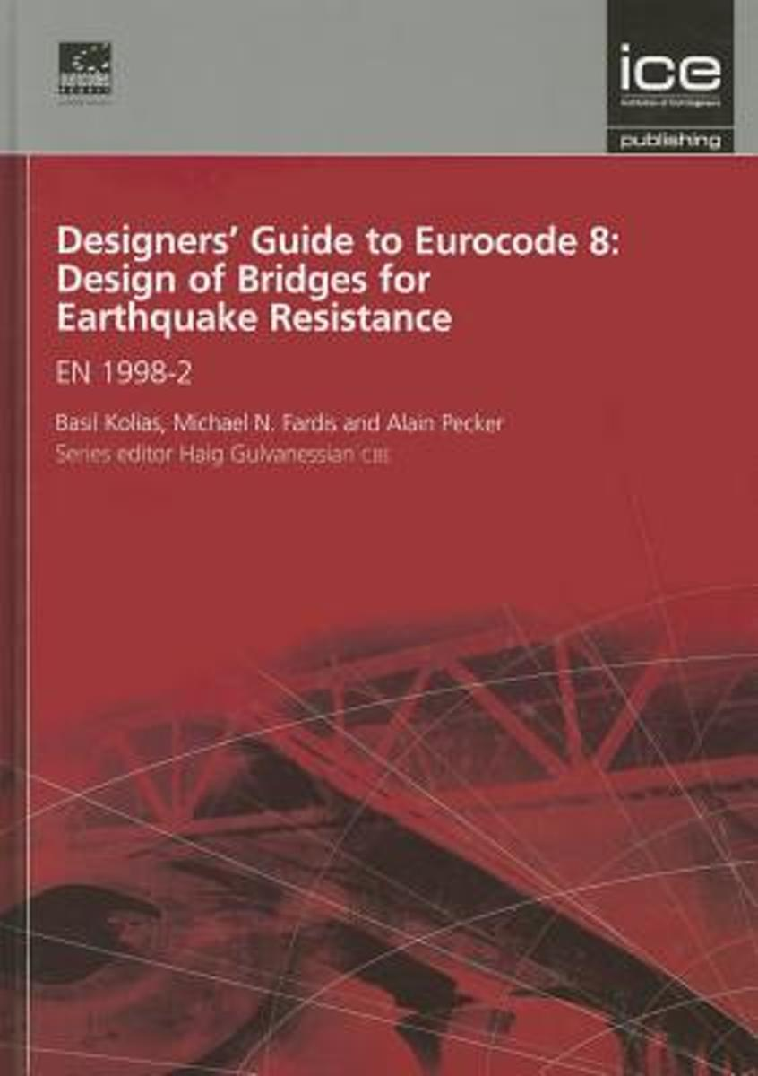 bol.com | Designers' Guide to Eurocode 8 | 9780727757357 | Michael N.  Fardis | Boeken