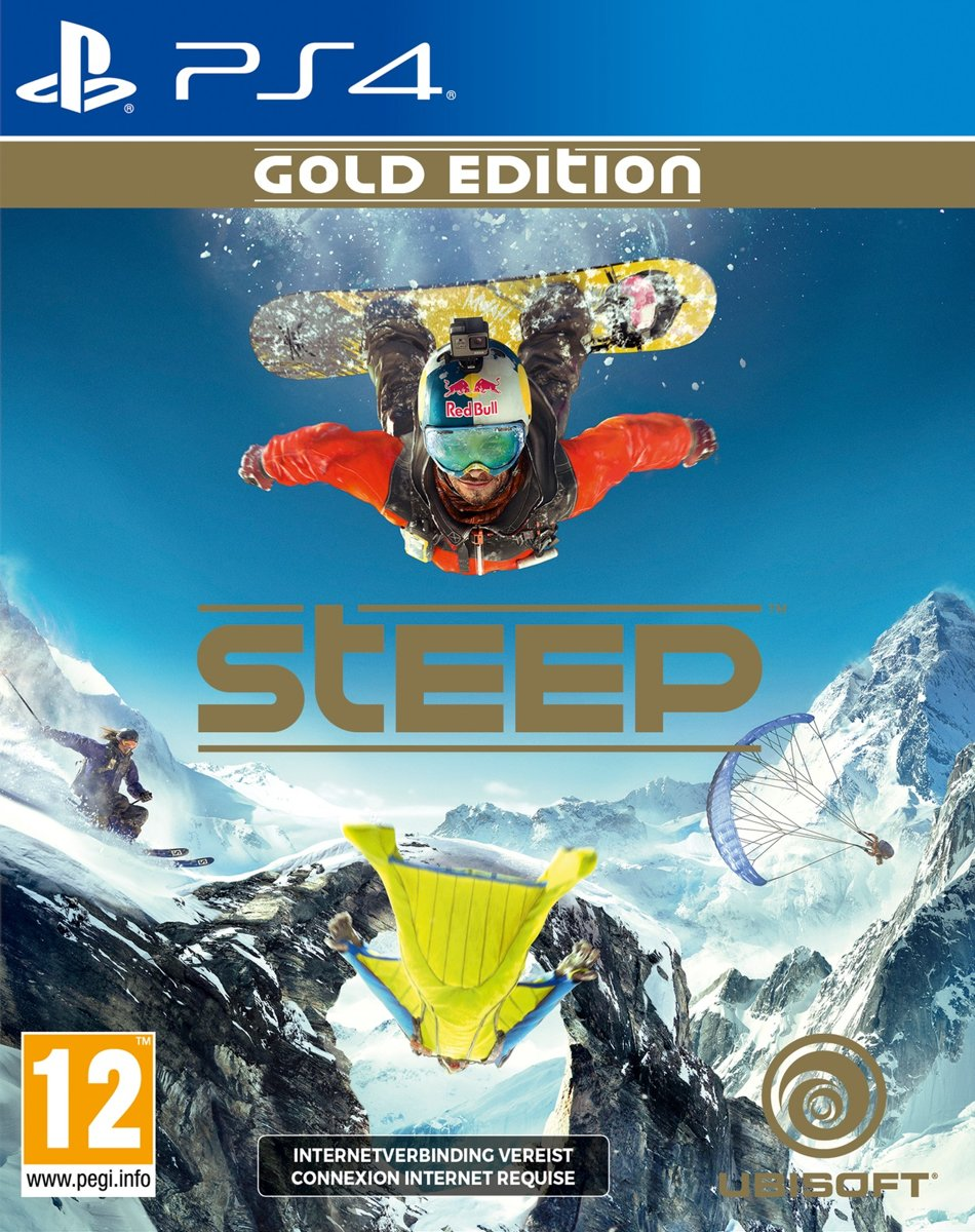 Steep: Gold Edition PlayStation 4