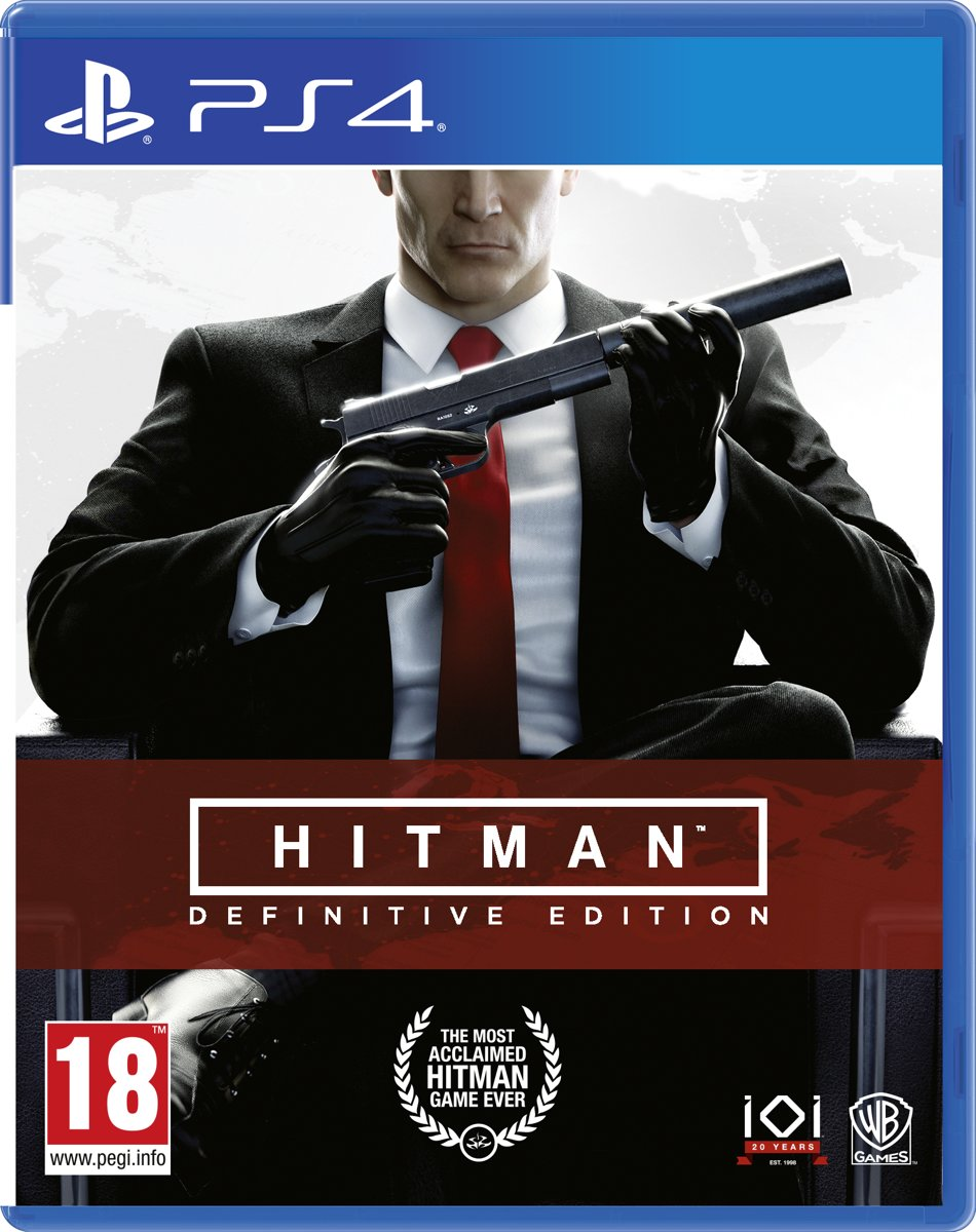 Hitman: Definitive Edition PlayStation 4