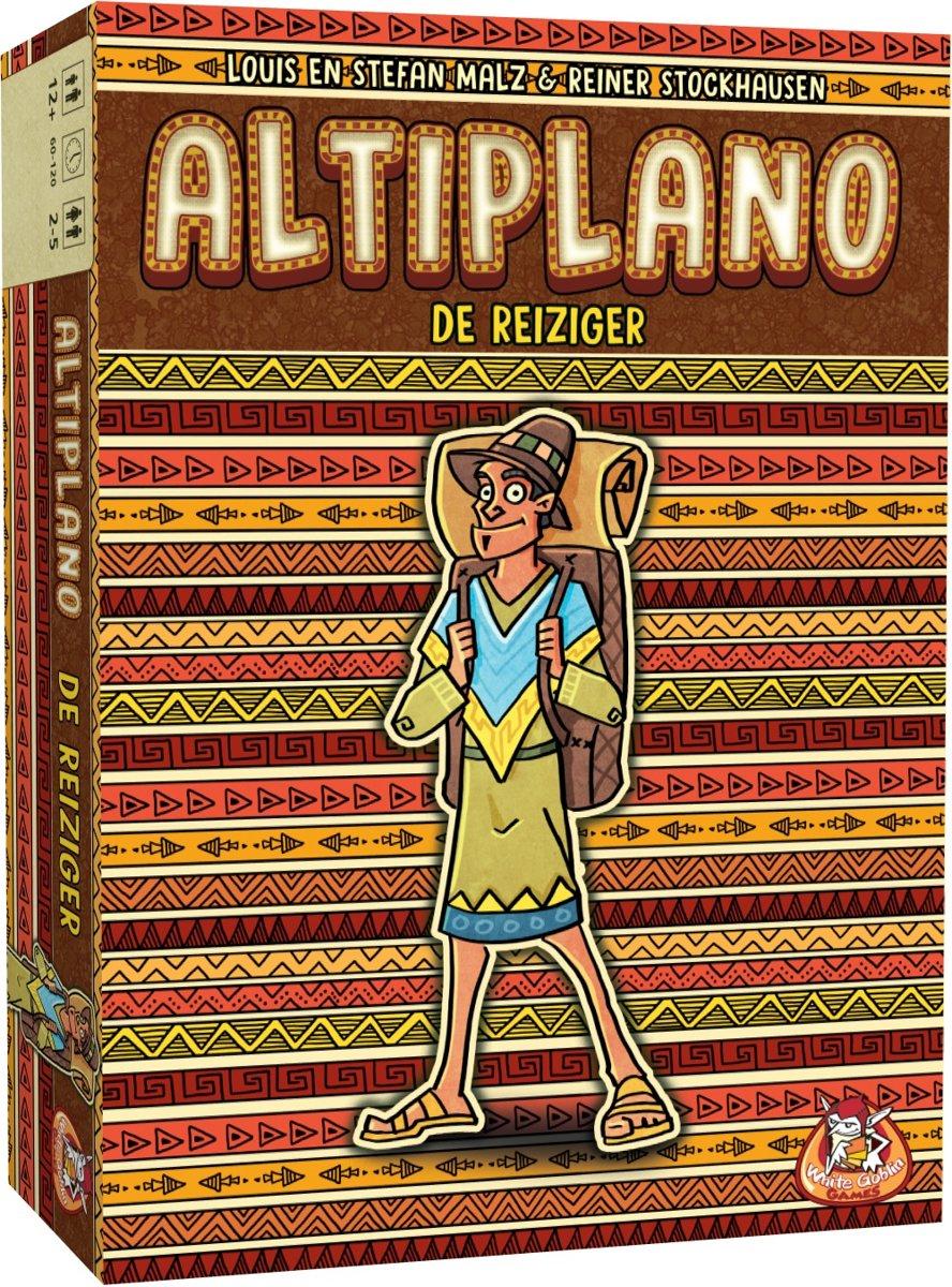 Altiplano: De Reiziger