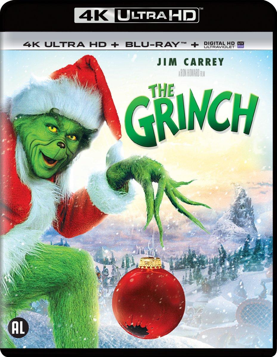 The Grinch (4K Ultra HD Blu-ray)-