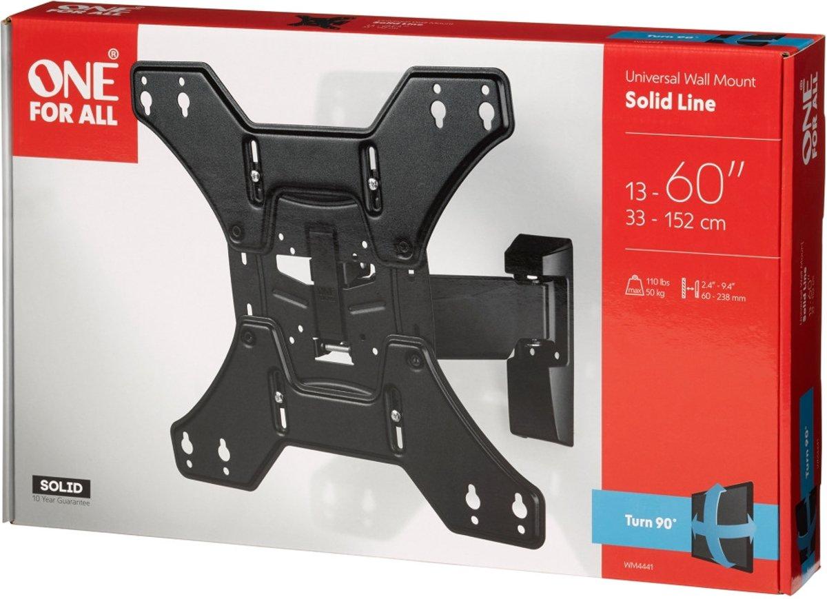 TV Beugel – 13/60 inch – Tot 50 kg – Draaibaar – Kantelbaar - WM4441 kopen