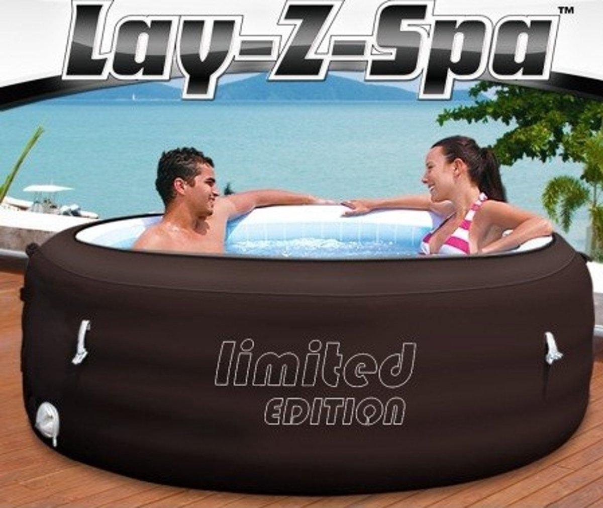 Bestway Lay-Z-Spa Vegas AirJet 196x61 cm - Opblaasbare Jacuzzi
