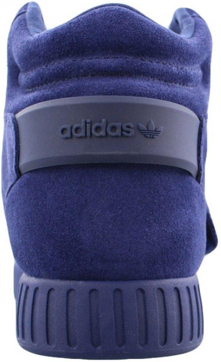 Baskets Adidas Hommes Invader Tubulaires Mt Bleu 47 1/3 CpnG8Lh92