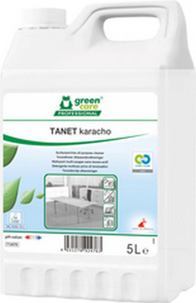 Green Care Tanet Karacho Tapijtreiniger en Vloerreiniger 5 ltr kopen