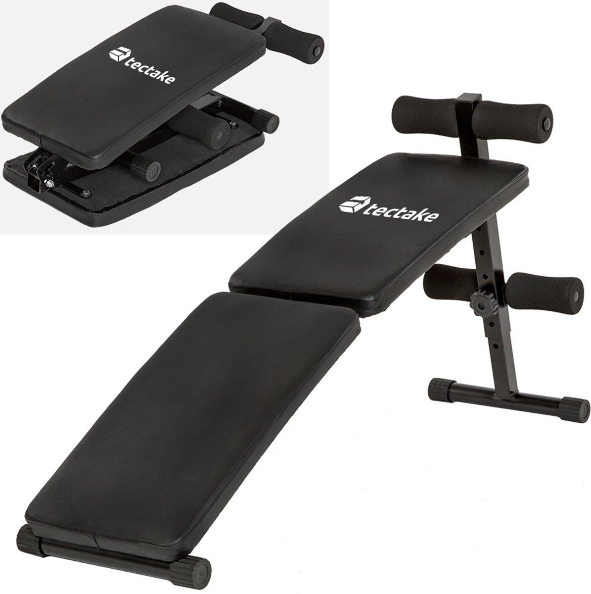 Buiktrainer sit up bench buikspierbank fitness bank 401080 kopen