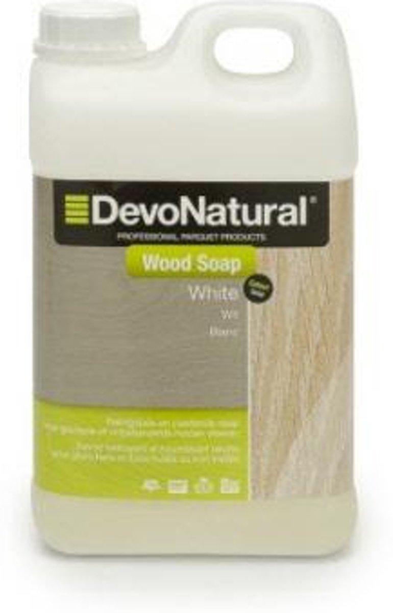 DevoNatural Wood Soap White / Houtzeep - 2 liter kopen