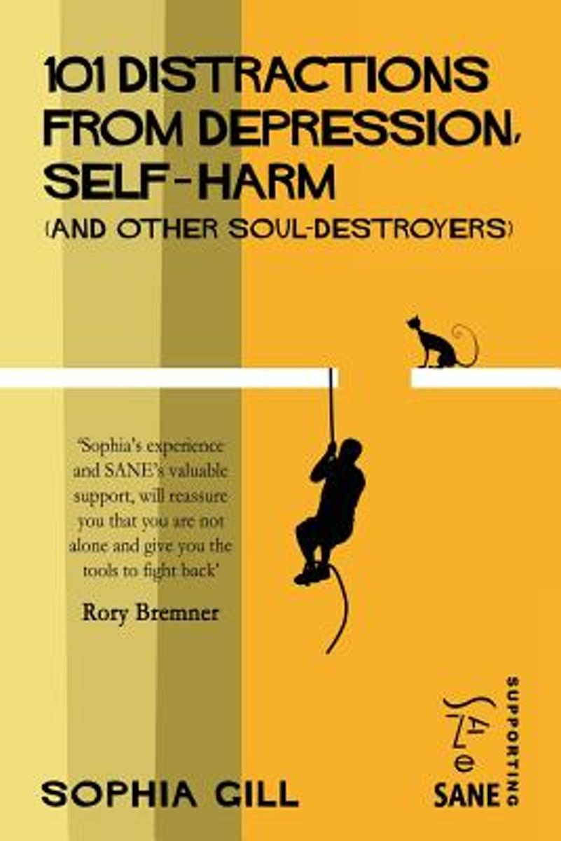 bol.com | 101 Distractions from Depression, Self-Harm (and Other Soul- Destroyers) |.