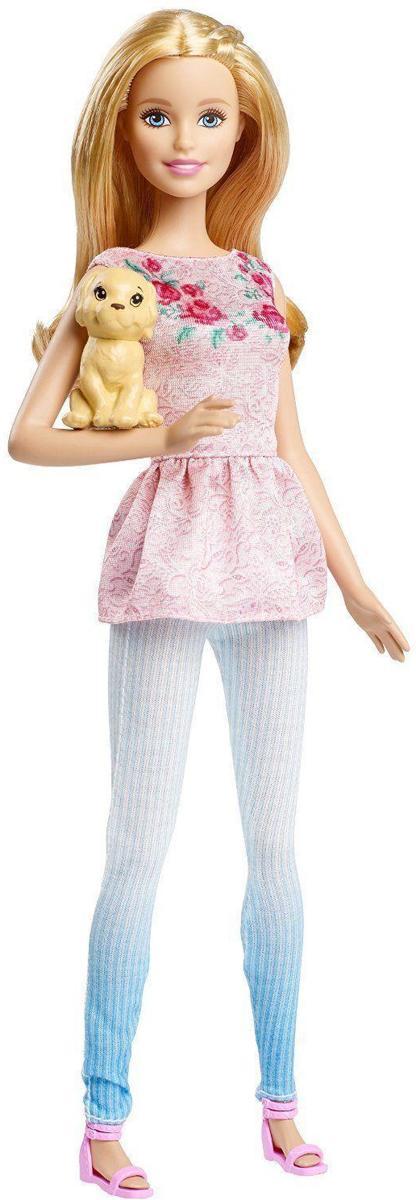 Afbeelding van product Mattel, Barbie  Barbie met haar Puppy