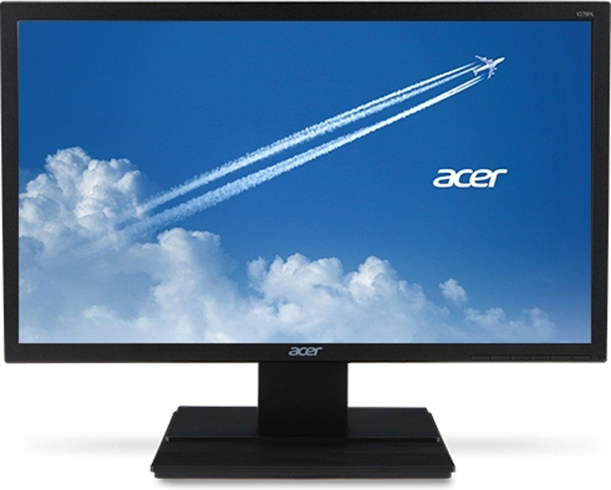 Acer V6 V276HL 27'' Full HD Zwart computer monitor