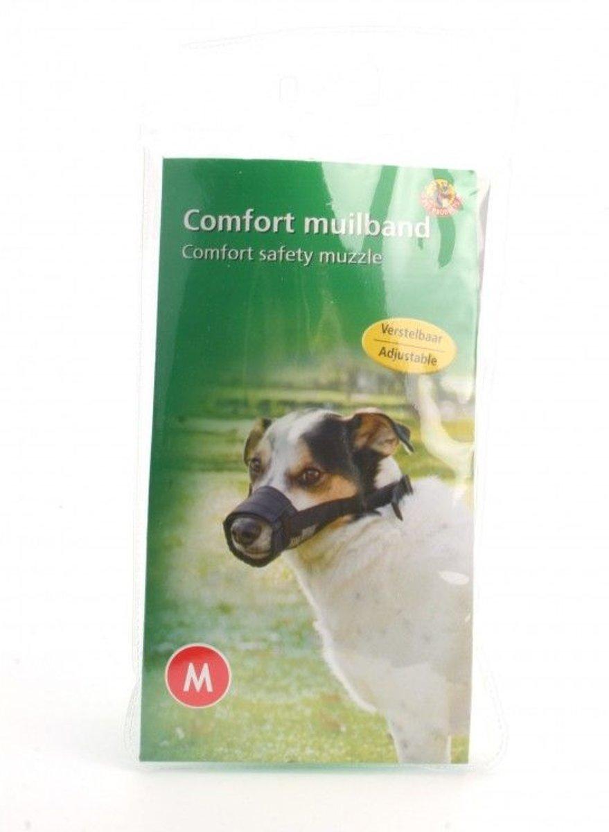 Beeztees Comfort Muilband - Hond - M - 15-20 cm kopen