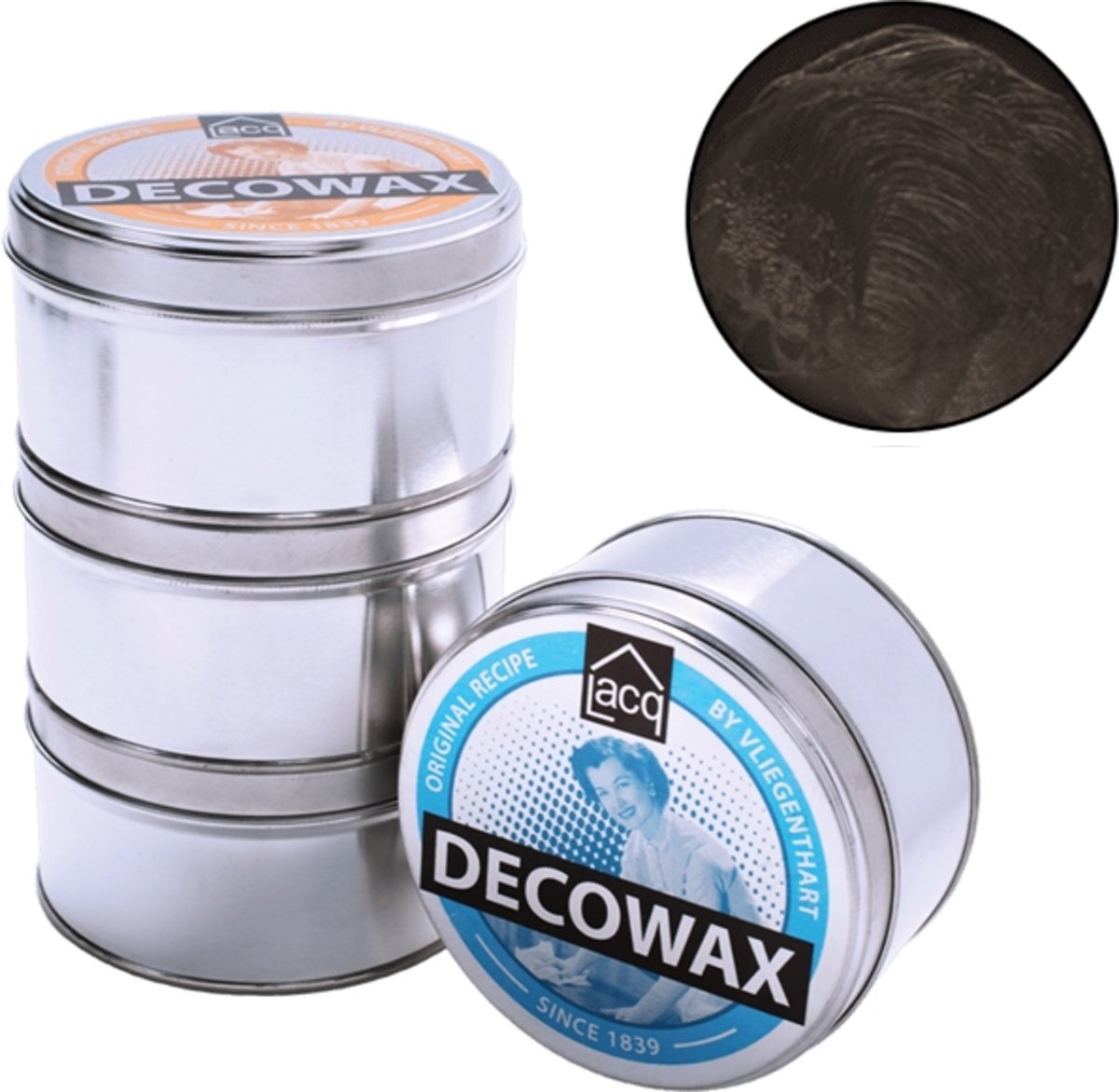 Decowax Taupe - 370 ML kopen