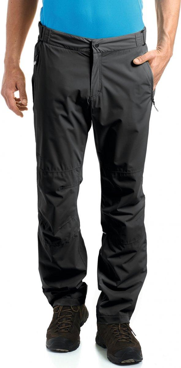 Maier Sports Raindrop lange broek Heren zwart Maat 54 kopen
