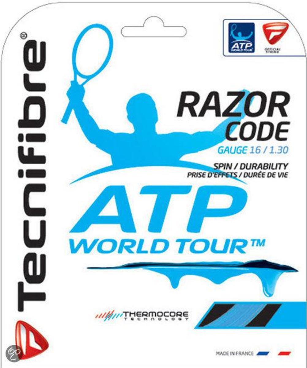 Tecnifibre Razor Code ATP Set Blue 1.25 kopen