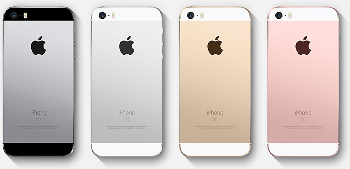 iPhone SE 128GB Approved@ITAF kopen